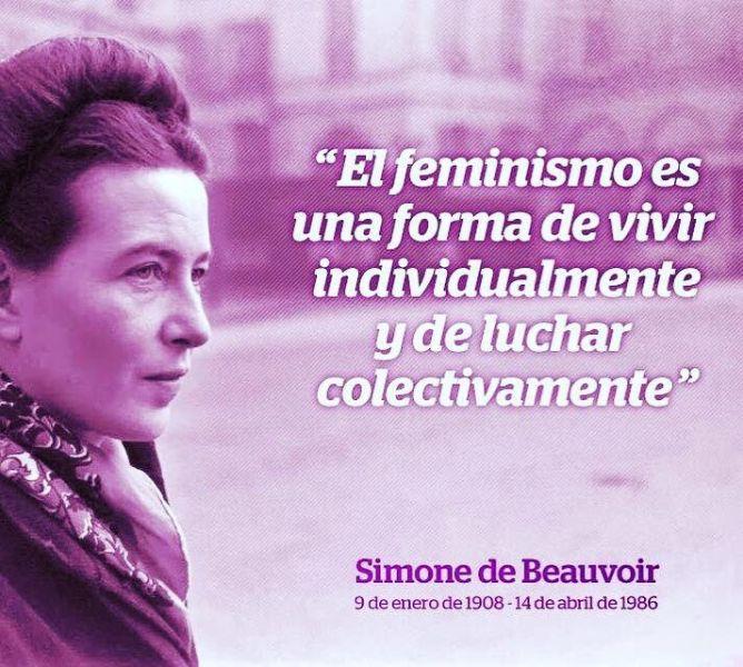 frases feministas cortas filosofia