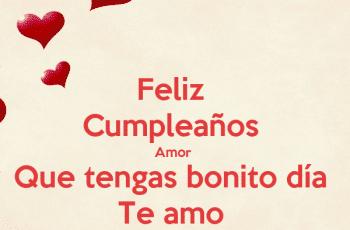 imagenes de cumpleaños de amor sencillas