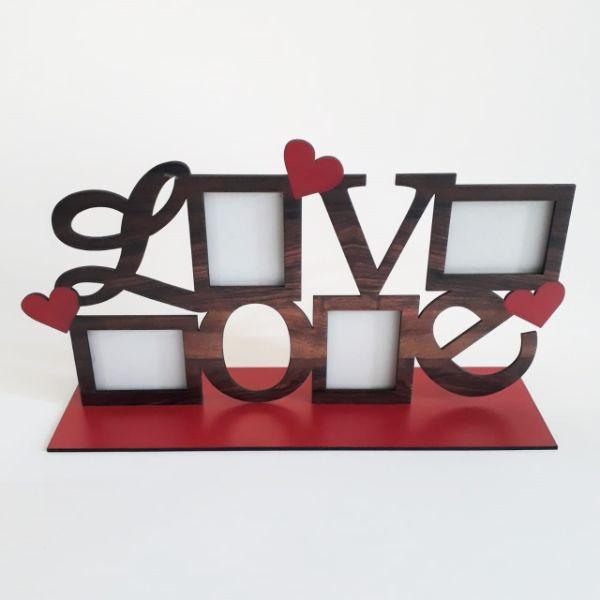 marcos para fotos de amor para decorar en casa