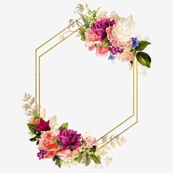 marcos para invitaciones de boda modernas