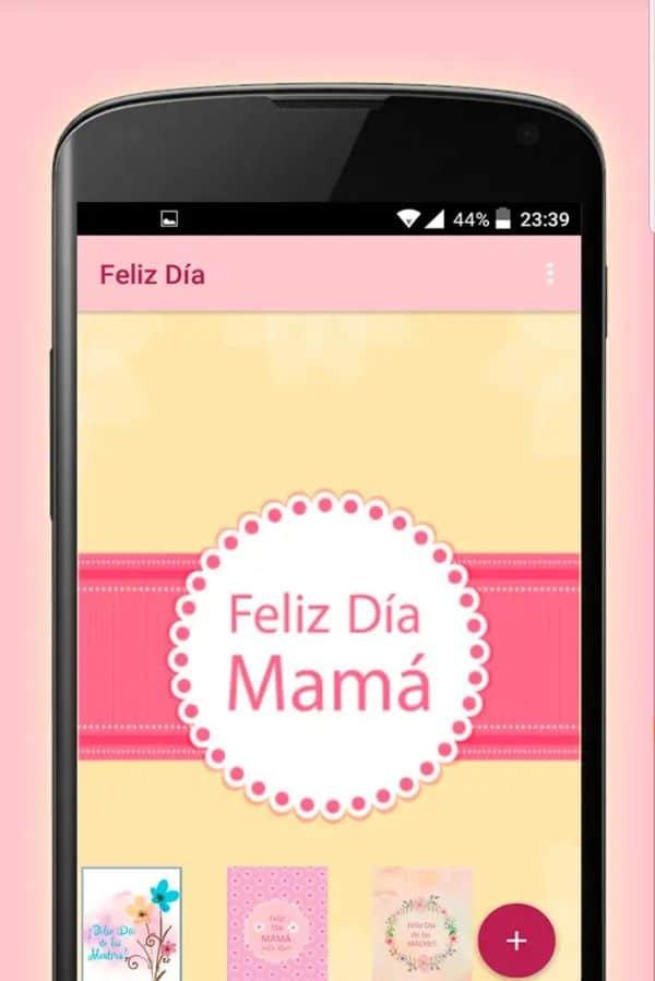 tarjetas virtuales dia de la madre para editar en celular