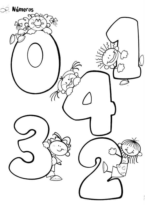 caratulas de matematicas para imprimir infantiles