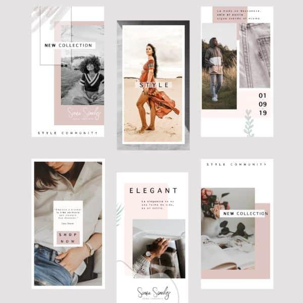 fondos para publicaciones de instagram ideas fashion