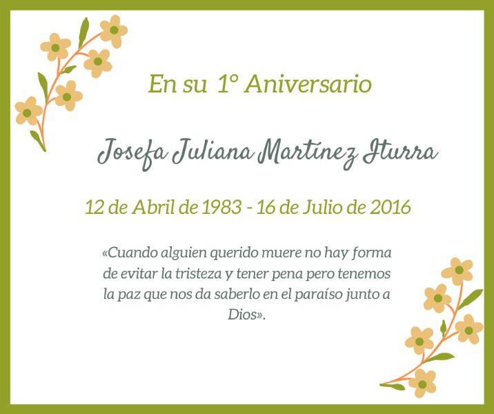 tarjetas de aniversario de fallecido con marcos