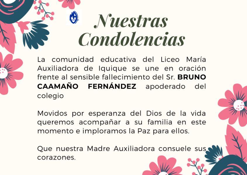 tarjetas de condolencias gratis ejemplo