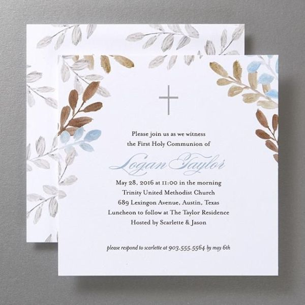 tarjetas para misa de honras predeterminadas