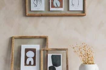 marcos para fotos de madera con cristal