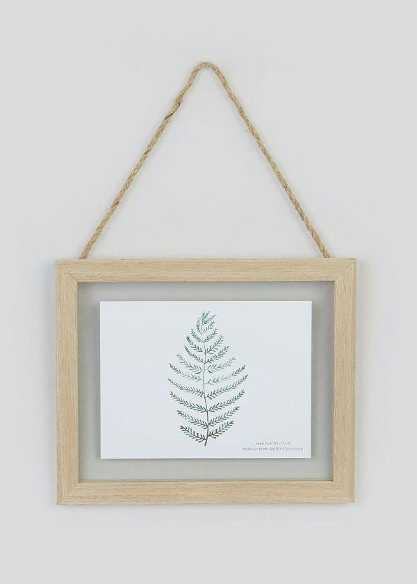 marcos para fotos de madera ideas rusticas