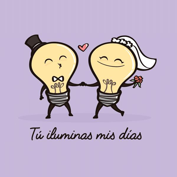tarjeta de felicitaciones de matrimonio divertidas