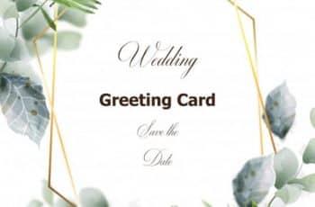 tarjeta de felicitaciones de matrimonio marcos para editar