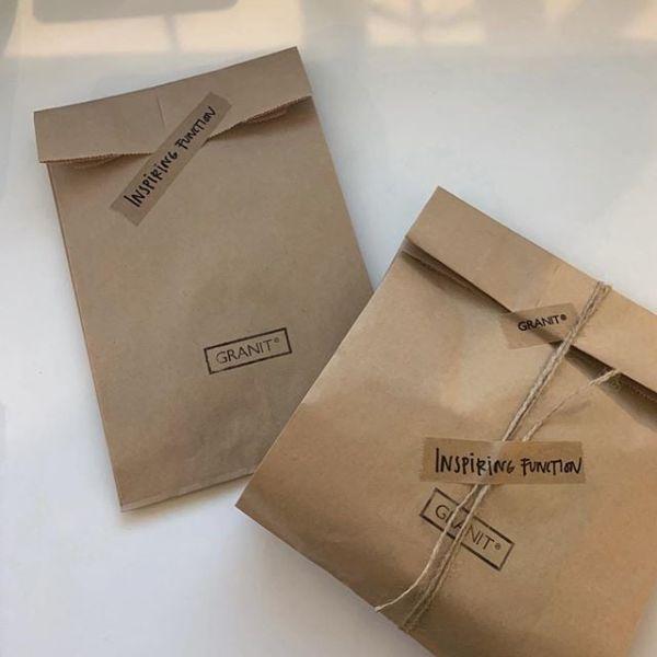 sobres de papel para regalo ideas rusticas