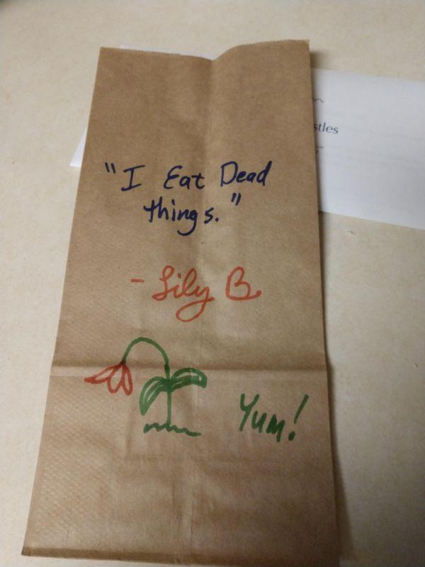 bolsitas de papel decoradas para lo cotidiano