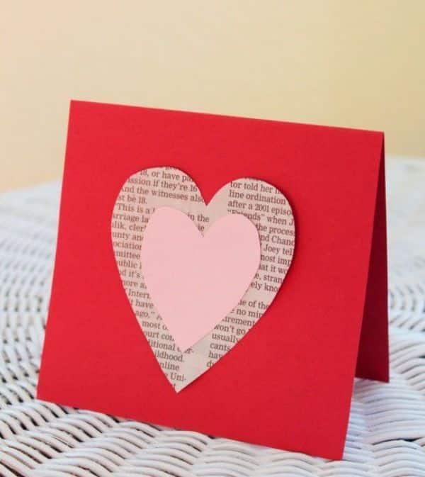 tarjetas de dia de san valentin ideas creativas