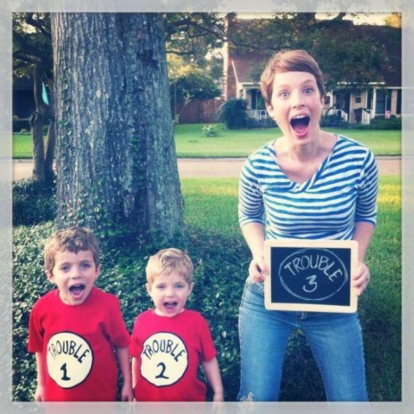 tarjetas para anunciar embarazo con fotos