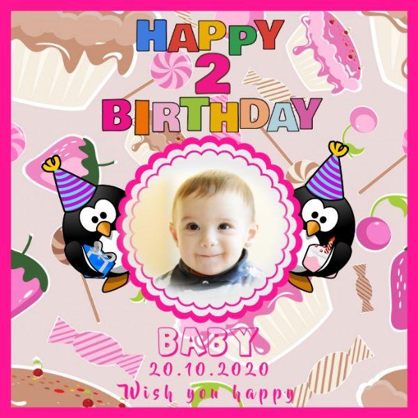 imagenes de cumpleaños para bebes fotos