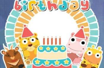 imagenes de cumpleaños para bebes invitaciones