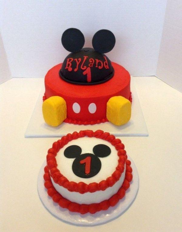 imagenes de cumpleaños para bebes pasteles