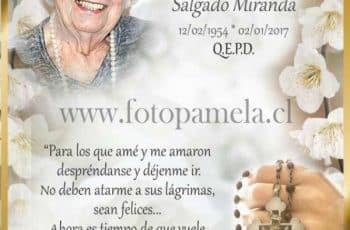 tarjetas de aniversario de muerte con foto