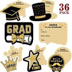 tarjetas de graduación gratis stickers