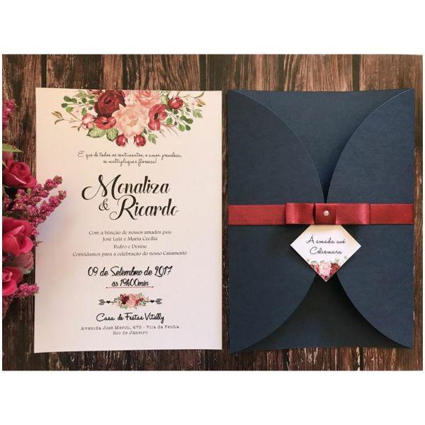 invitaciones para boda vintage detalles